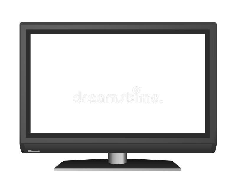 τηλεόραση LCD απεικόνιση αποθεμάτων
