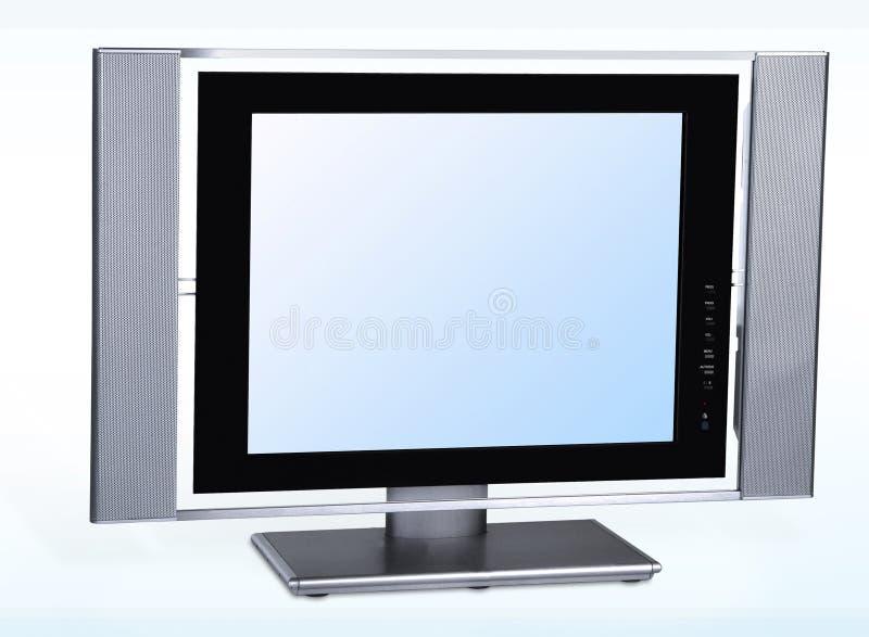τηλεόραση LCD στοκ εικόνα με δικαίωμα ελεύθερης χρήσης