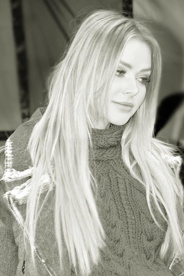 Της Αλεξάνδρα Ciupa Polish πρότυπο, παρουσιαστής TV και προσωπικότητα στοκ εικόνες