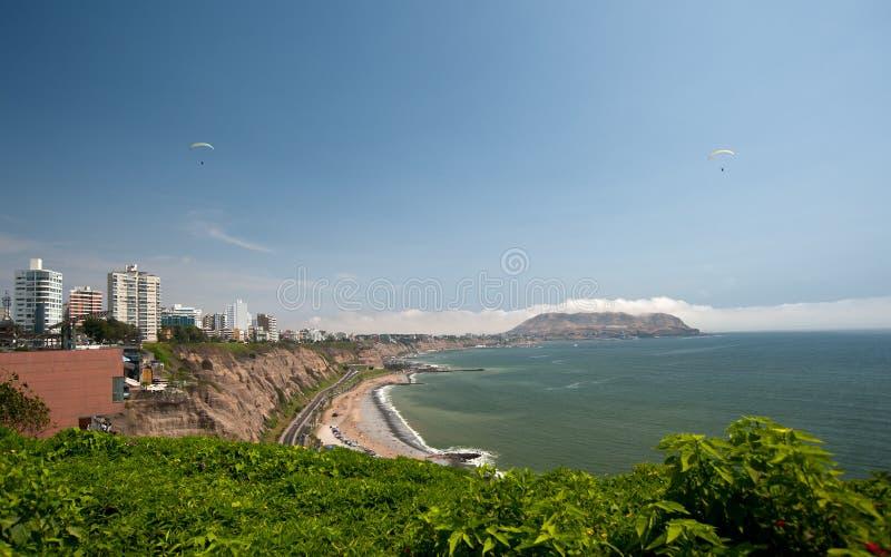 της Λίμα Περού στοκ εικόνες με δικαίωμα ελεύθερης χρήσης