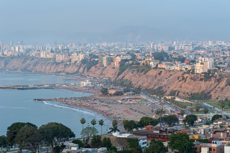 της Λίμα Περού στοκ εικόνες