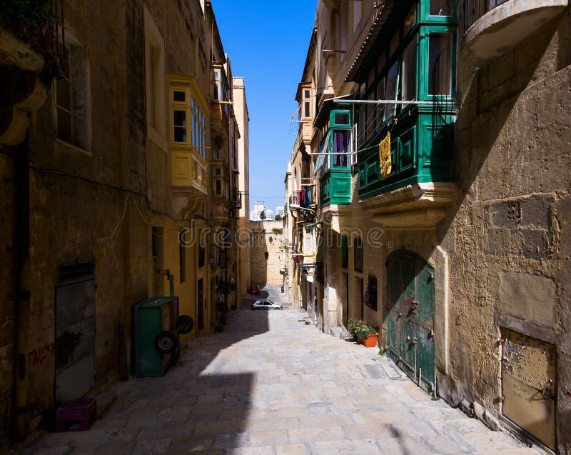 Της Μάλτα γεύση Η παλαιά πόλη Mdina Μάλτα στοκ εικόνα με δικαίωμα ελεύθερης χρήσης