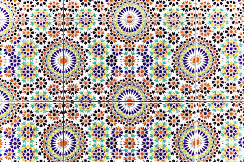 Της Ολλανδίας κεραμιδιών ολλανδικός εκλεκτής ποιότητας μπλε κόκκινος πορτοκαλής κιτρινοπράσινος διακοσμήσεων ζωγραφικής σχεδίων π διανυσματική απεικόνιση