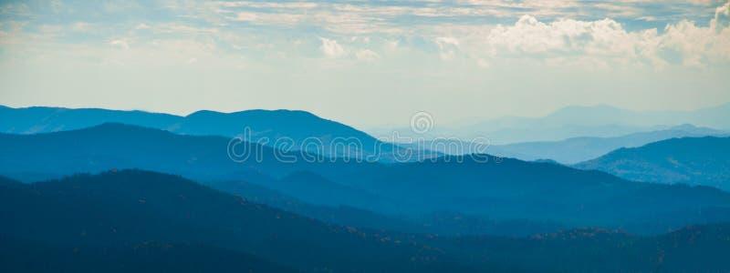 Της όξινης απορροής δόξα βουνών στοκ εικόνα με δικαίωμα ελεύθερης χρήσης