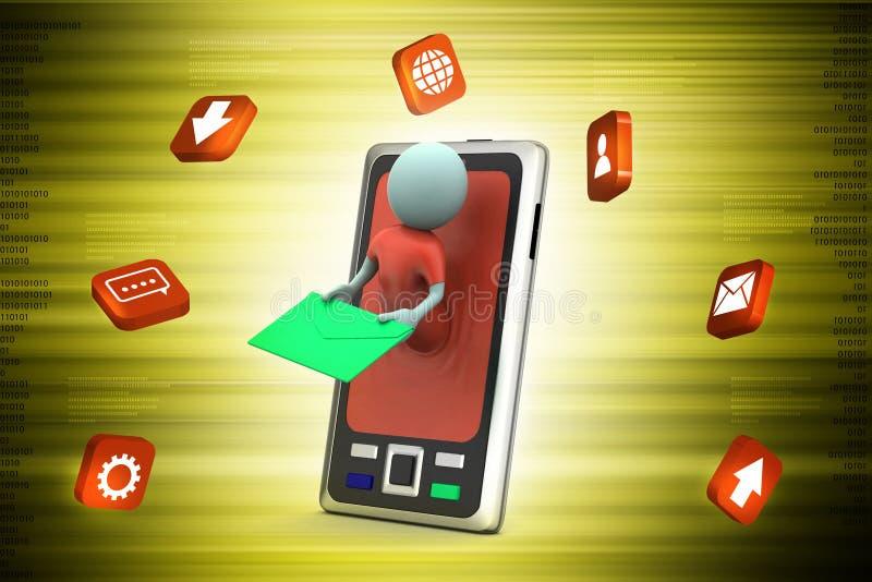 τηλέφωνο επιχειρησιακών &al ελεύθερη απεικόνιση δικαιώματος
