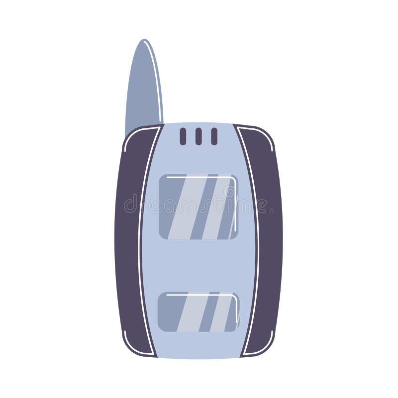 Τηλέφωνο κτυπήματος διανυσματική απεικόνιση
