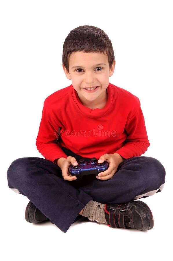 Τηλεοπτικά παιχνίδια στοκ εικόνα