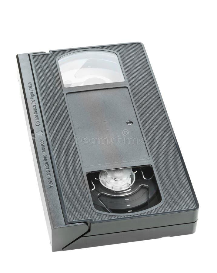 Τηλεοπτική κασέτα κινηματογράφων εγχώριων συστημάτων στοκ εικόνα