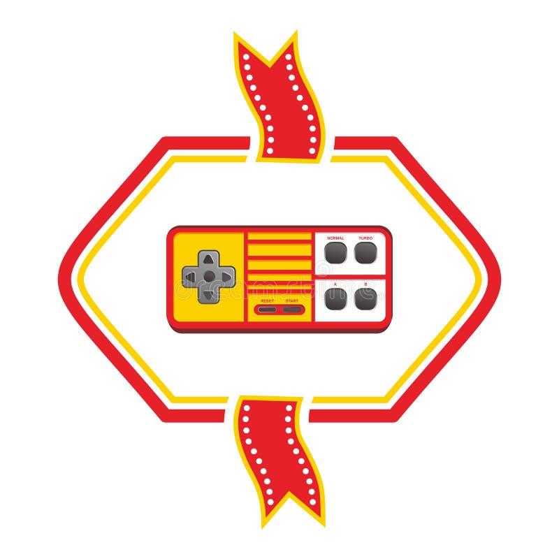 Download Τηλεοπτική τέχνη θέματος κονσολών παιχνιδιών Διανυσματική απεικόνιση - εικονογραφία από κονσόλα, ηλεκτρικός: 62711682