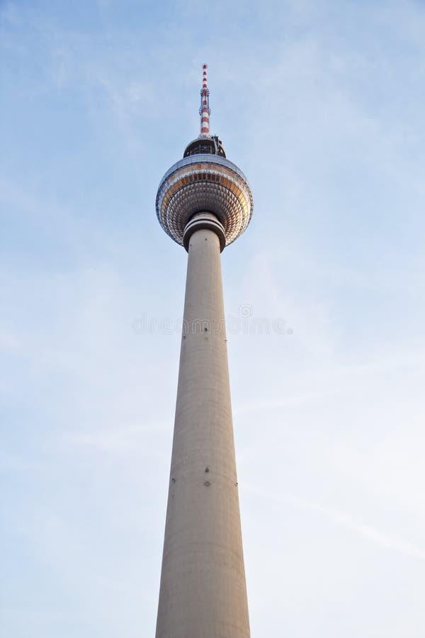 τηλεοπτικός πύργος του &Be στοκ φωτογραφίες