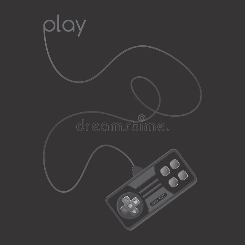 Download Τηλεοπτικό θέμα κονσολών παιχνιδιών Διανυσματική απεικόνιση - εικονογραφία από leisure, χρώμα: 62708748
