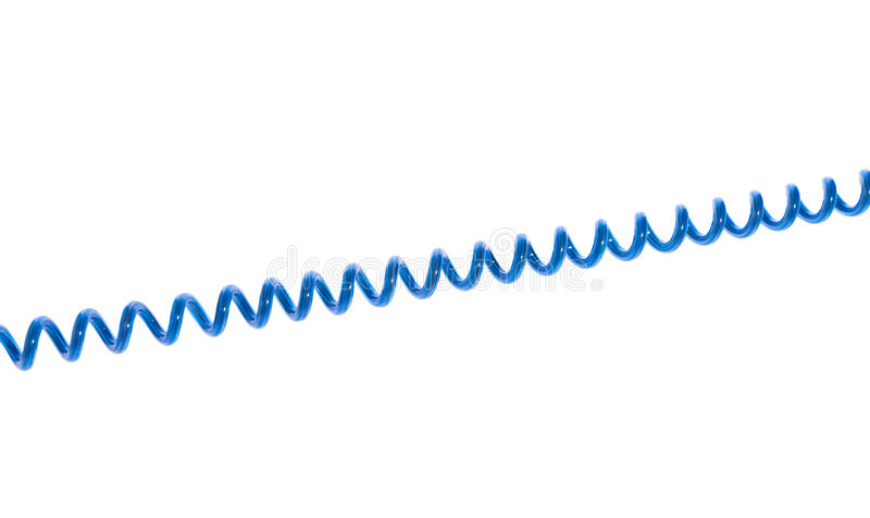 Τηλεφωνικό καλώδιο στοκ εικόνες