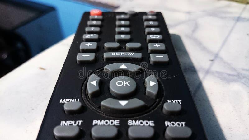 Τηλεχειρισμός με πολλά κουμπιά στοκ εικόνα