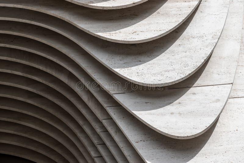 Τμήματα του συμπαγούς τοίχου, αφηρημένο υπόβαθρο στοκ φωτογραφίες με δικαίωμα ελεύθερης χρήσης