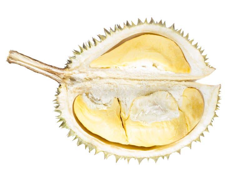 Τμήμα φρούτων Durian στοκ φωτογραφία με δικαίωμα ελεύθερης χρήσης