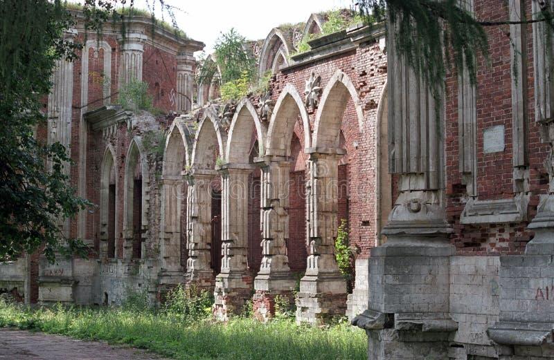 τοίχοι τσάρων παλατιών στοκ εικόνες