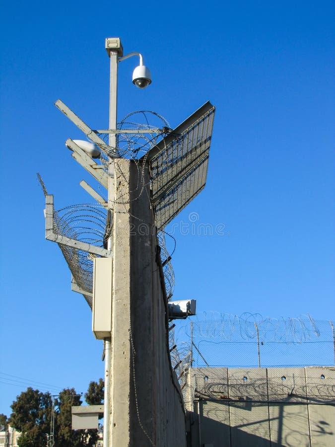 Τοίχος ασφάλειας στοκ φωτογραφία