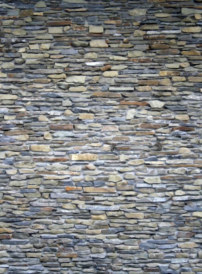 τοίχος βράχου Στοκ Φωτογραφία