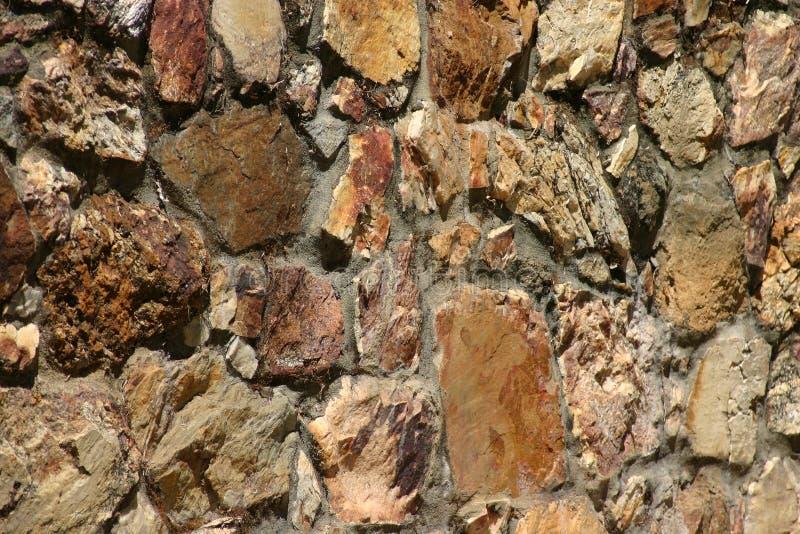 τοίχος βράχου Στοκ Φωτογραφίες