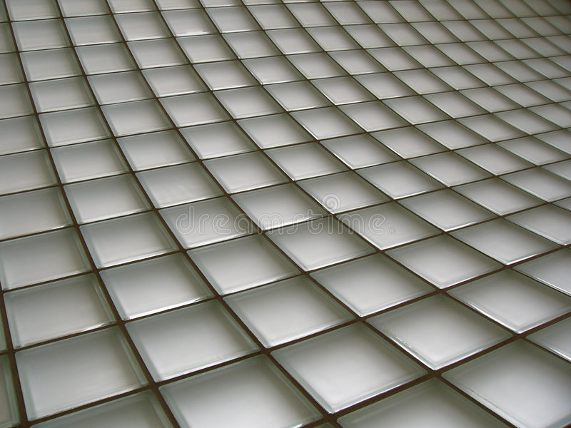 τοίχος γυαλιού τούβλο&upsil στοκ εικόνες