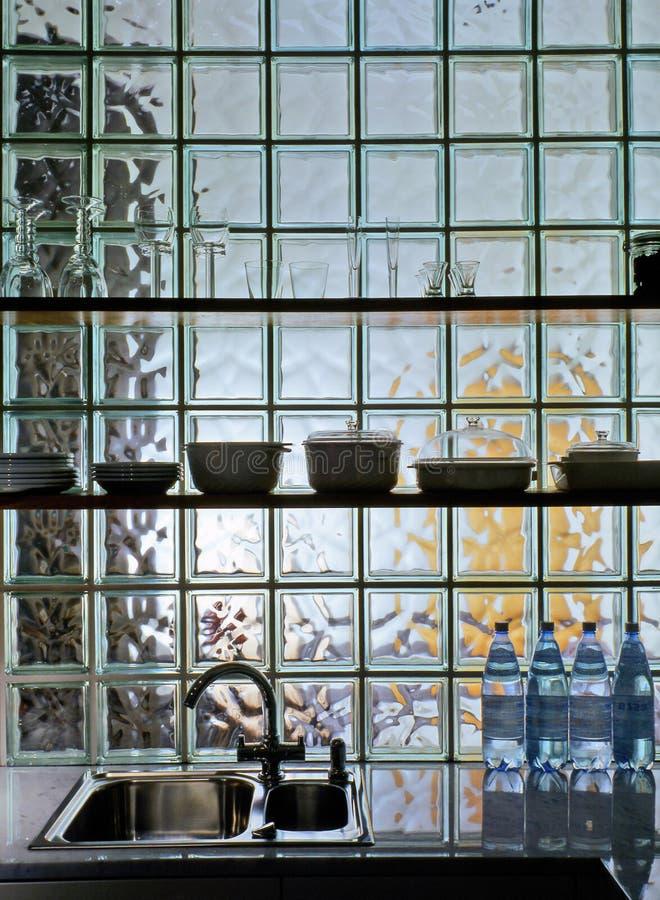 τοίχος γυαλιού στοκ φωτογραφία