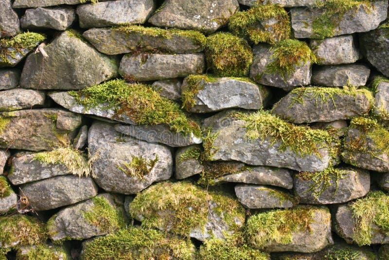 τοίχος ξηρών πετρών στοκ φωτογραφία με δικαίωμα ελεύθερης χρήσης