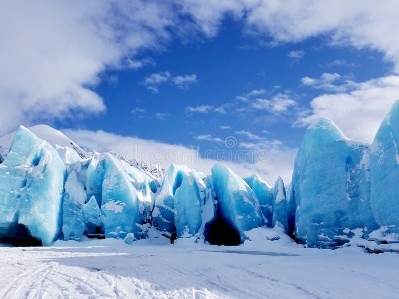 Τοίχος πάγου στοκ εικόνα με δικαίωμα ελεύθερης χρήσης