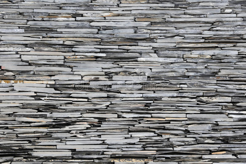 τοίχος πετρών πλακών στοκ φωτογραφία με δικαίωμα ελεύθερης χρήσης