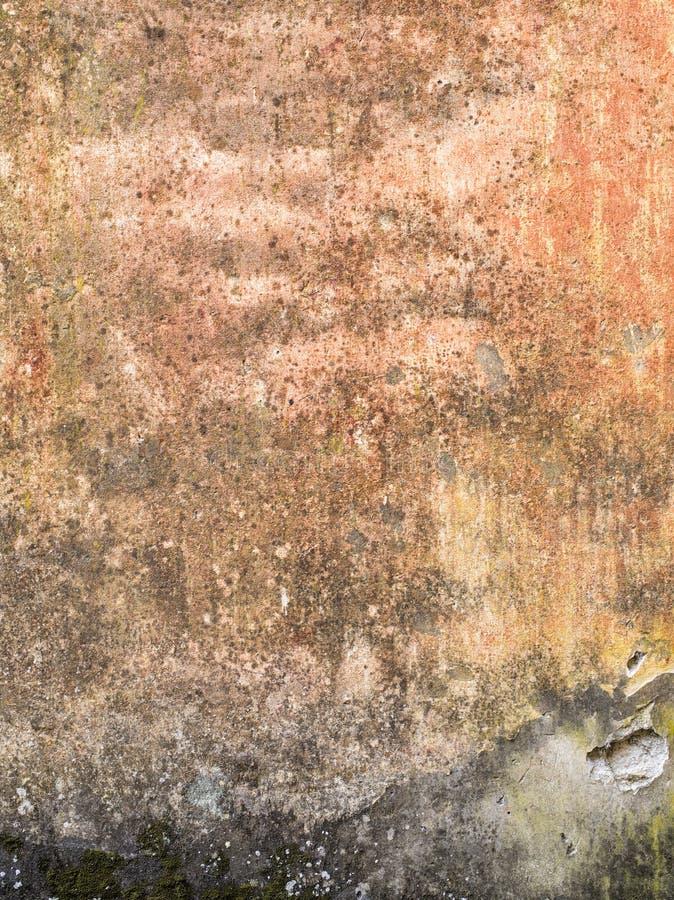 Τοίχος πετρών σύστασης σκουριάς στοκ φωτογραφία