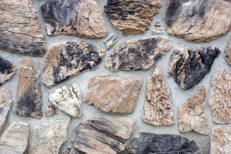 Download τοίχος πετρών στοκ εικόνα. εικόνα από αποχής, κυβόλινθος - 63407