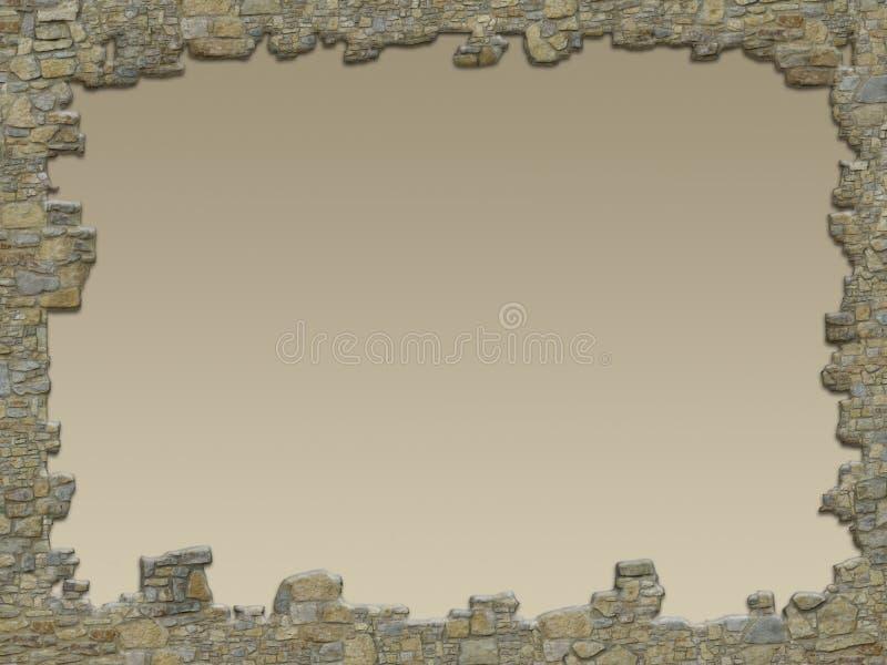 τοίχος πλαισίων στοκ εικόνα με δικαίωμα ελεύθερης χρήσης