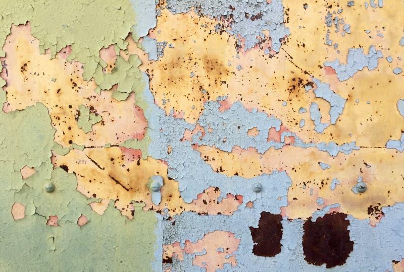 Τοίχος σιδήρου στοκ εικόνα
