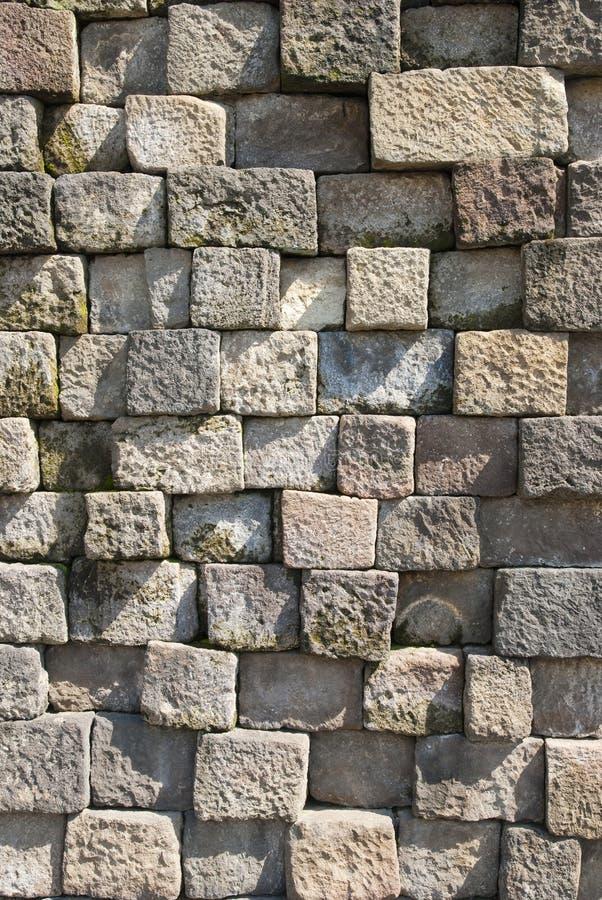 τοίχος σύστασης πετρών στοκ εικόνα