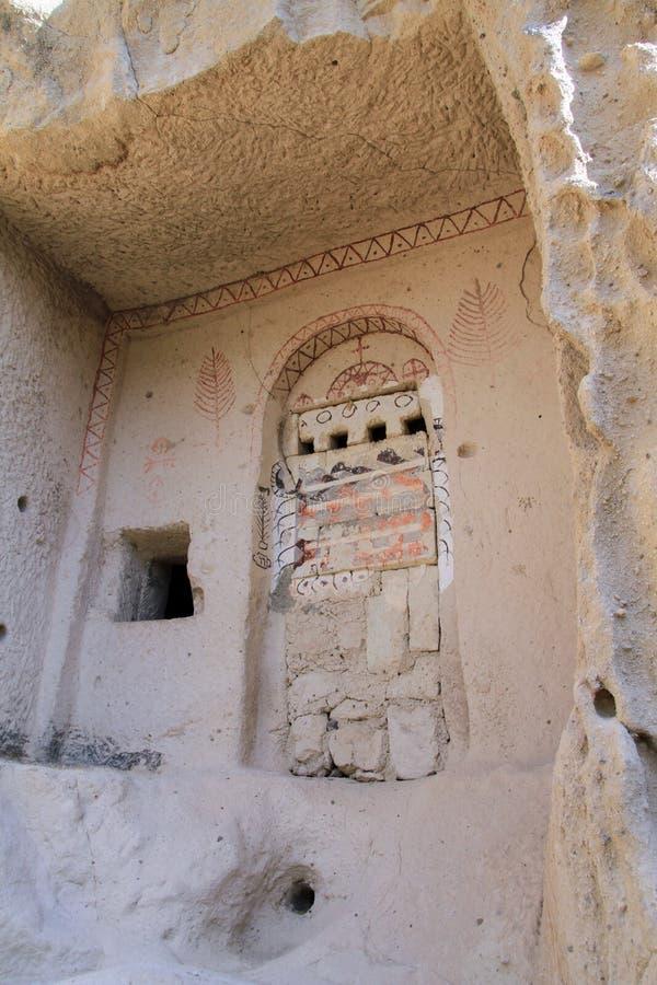 Τοίχος της εκκλησίας στοκ εικόνα με δικαίωμα ελεύθερης χρήσης