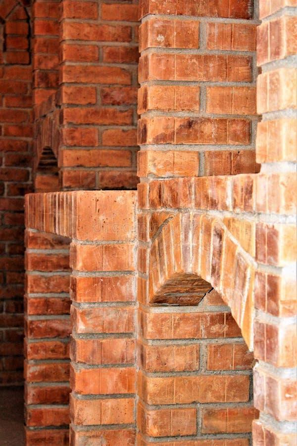 τοίχος του αγροτικού τούβλου, κελάρια τούβλου appliedbrick, τούβλο, τούβλο π στοκ φωτογραφίες με δικαίωμα ελεύθερης χρήσης