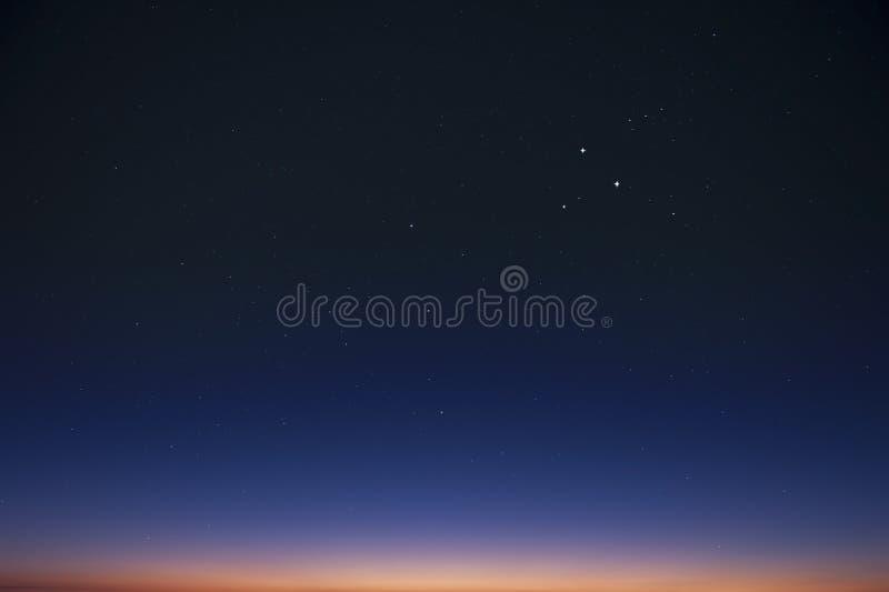 Τομέας αστεριών της Νίκαιας στοκ εικόνα με δικαίωμα ελεύθερης χρήσης