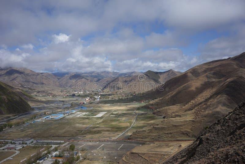 Τομέας βουνών στοκ εικόνες με δικαίωμα ελεύθερης χρήσης