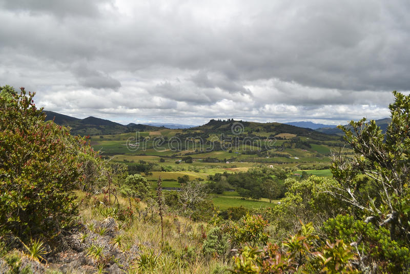 Τομέας της Μπογκοτά στοκ φωτογραφία