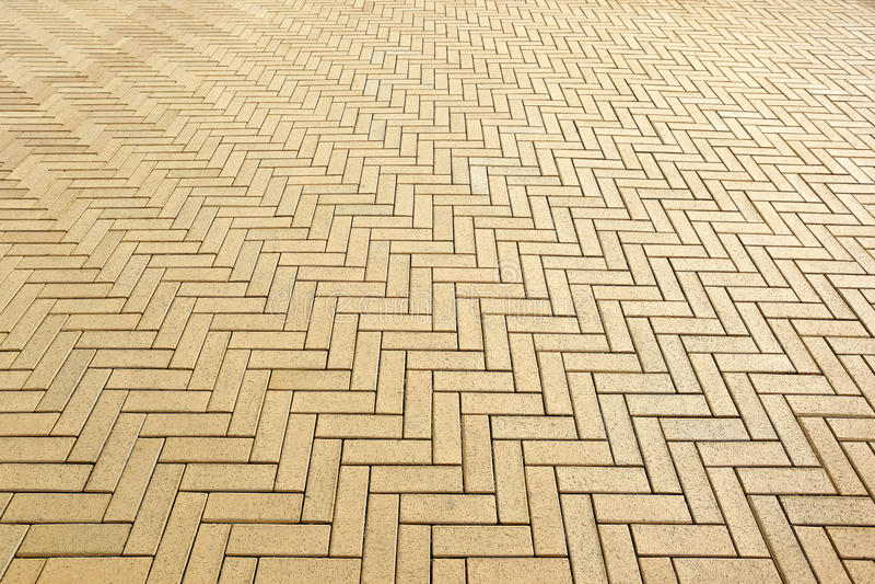 Τομέας του κεραμικού σχεδίου ψαροκόκκαλων τούβλων στοκ εικόνες