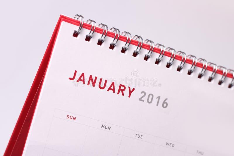 Τον Ιανουάριο του 2016 στοκ εικόνες