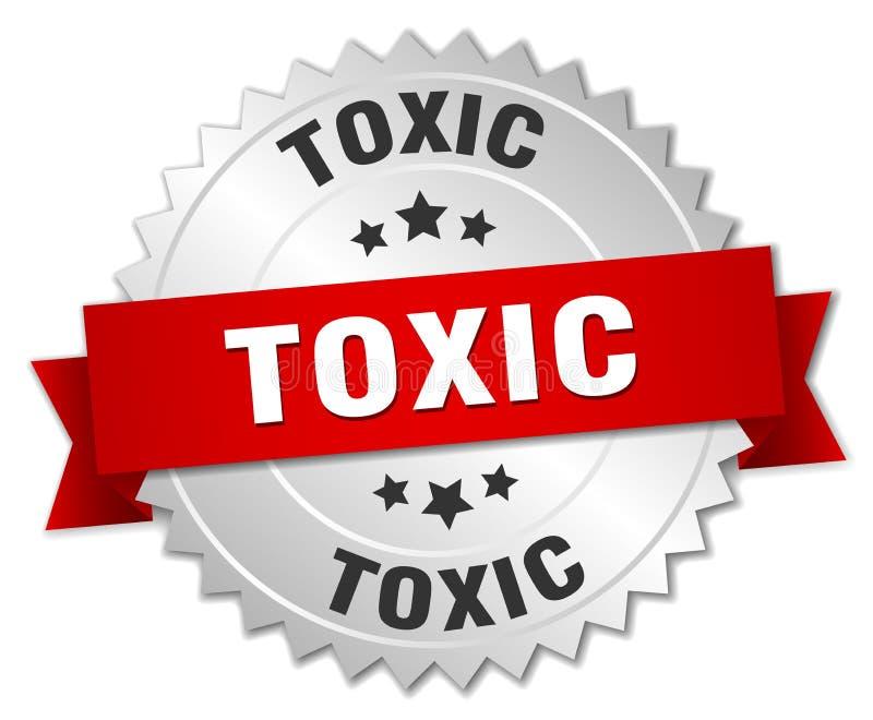 τοξικός ελεύθερη απεικόνιση δικαιώματος
