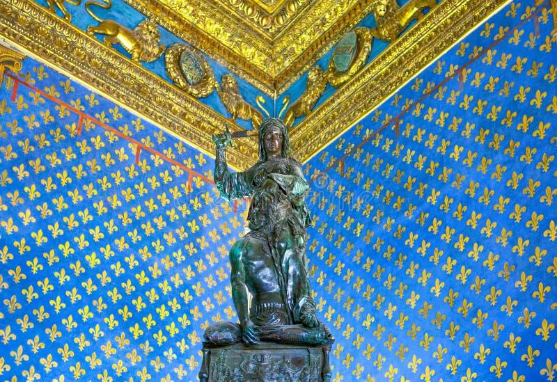 Τοπία, αρχιτεκτονικές και τέχνη της πόλης της Φλωρεντίας στοκ φωτογραφία με δικαίωμα ελεύθερης χρήσης