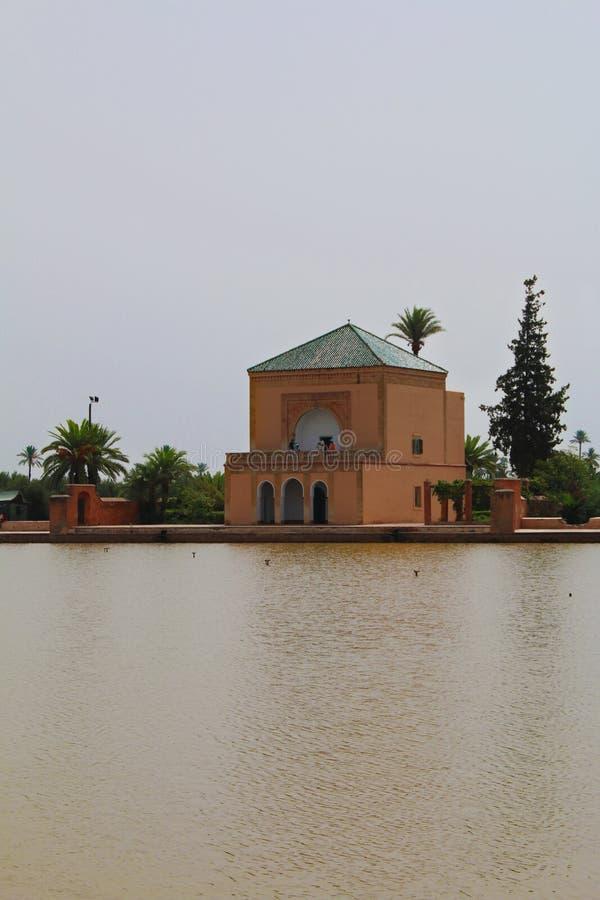 Τοπία φύσης του Μαρακές στο Μαρόκο, Αφρική Έρημος και βουνά Ταξίδι Μαρόκο wanderlust στοκ εικόνα με δικαίωμα ελεύθερης χρήσης