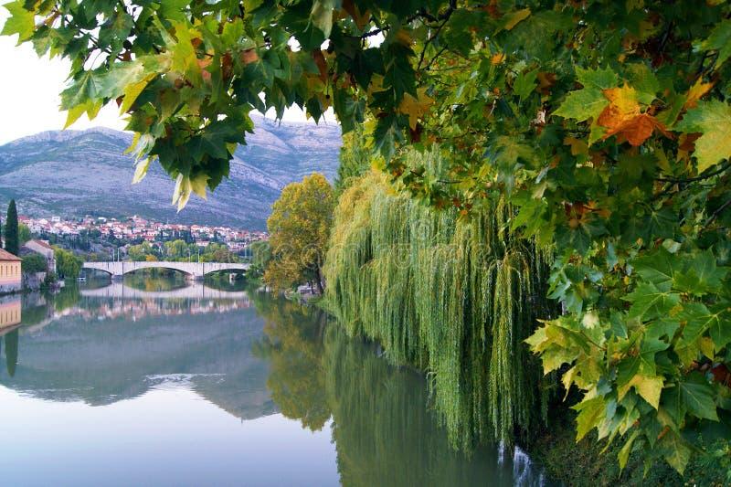 Τοπίο από Trebinje στοκ εικόνα με δικαίωμα ελεύθερης χρήσης