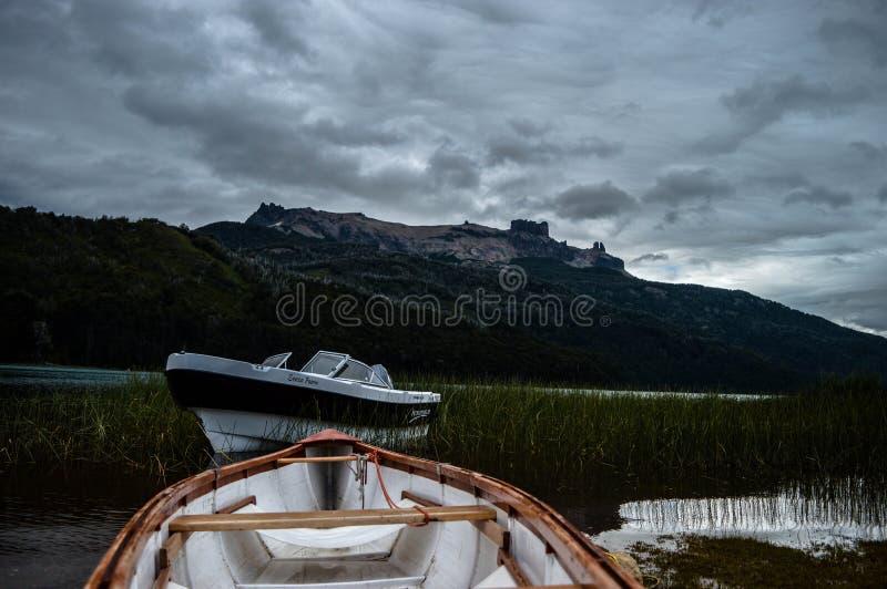 Τοπίο Αργεντινή, SAN Martin de Los Άνδεις στοκ φωτογραφία με δικαίωμα ελεύθερης χρήσης