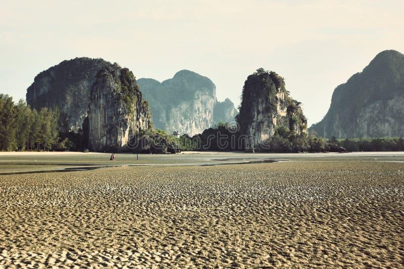 τοπίο βουνών παραλιών, πανόραμα, προοπτική, σκηνή στοκ φωτογραφία με δικαίωμα ελεύθερης χρήσης
