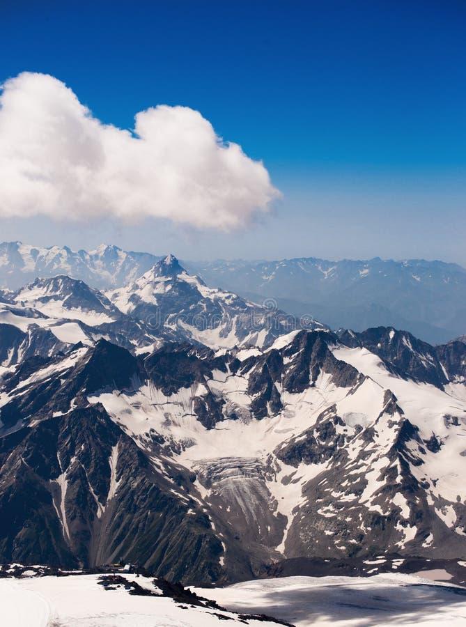 Τοπίο βουνών. στοκ εικόνες