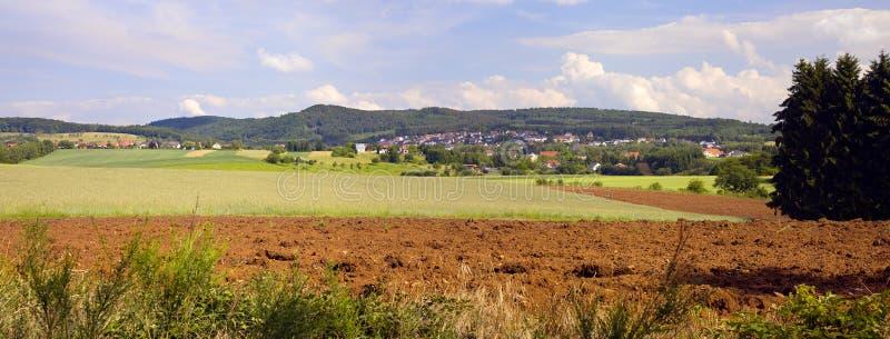τοπίο γεωργίας στοκ φωτογραφίες με δικαίωμα ελεύθερης χρήσης