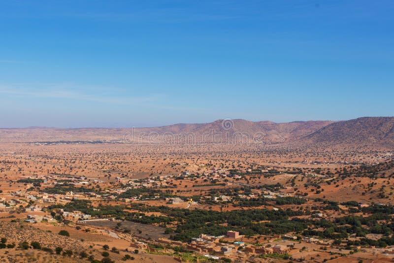 τοπίο Μαρόκο στοκ φωτογραφία με δικαίωμα ελεύθερης χρήσης