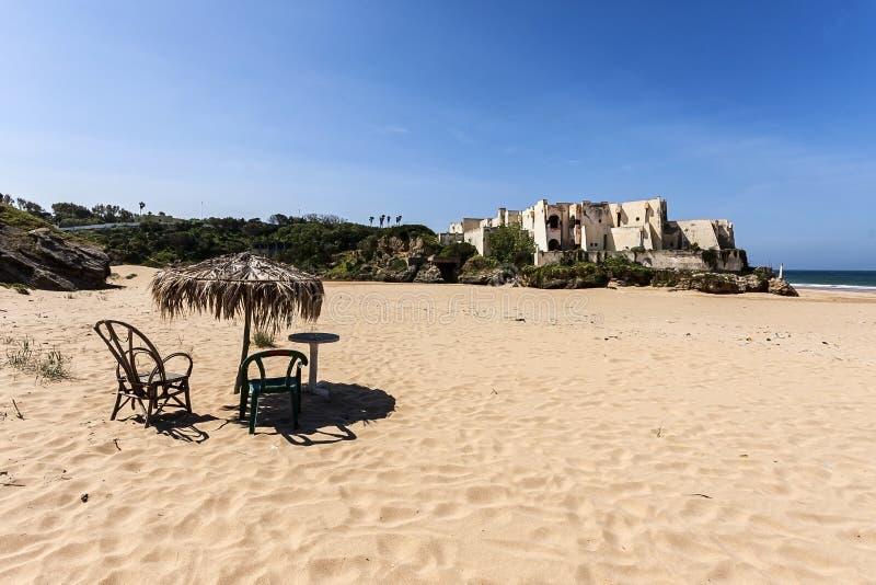 Τοπίο με την παραλία στοκ φωτογραφία με δικαίωμα ελεύθερης χρήσης